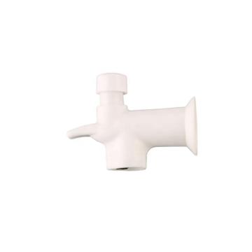 Garrafa de plástico direto com torneira