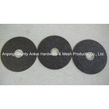 105X1.0X16mm schwarze Farbe Trennscheiben