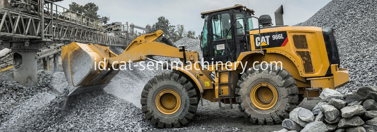 CAT 966L HEAVY WHEEL LOADER