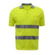 OEM High Quality Safety Reflective T Shirt