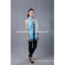 lenço de cachemere.wool de alta qualidade interna mongolia de alta qualidade