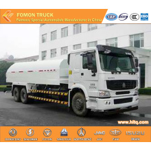 Sinotruk 6x4 16000L Pipeline Flushing Truck