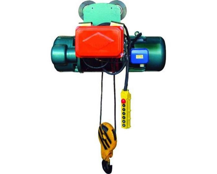 380v electric wire rope hoist
