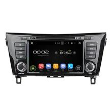 NISSAN QashQai X-Trail 2014 Android 6.0 Car Dvd Gps