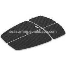 balck mixed white EVA pad for SUP/surfboards foot pad