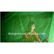 Химические обработанные москитные сетки в Африке / козырек