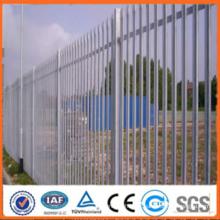 Clôture de palissade / palissade de haute qualité / d clôture en palissade galvanisée (30 ans d'usine professionnelle)