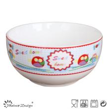 Keramik Porzellan Günstige Decal Bowl