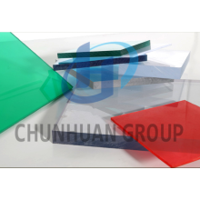 Plastic  PC Solid Sheet for Building Materials
