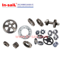 CNC Machined Hardened Steel Differential Planetary Gear Coupling