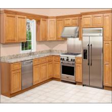 Armário de cozinha sólido e exclusivo de artifício de pedra sólida