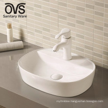 China manufacturer easy to clean bathroom vanities bathroom sink