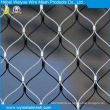 Cuerda de alambre de acero inoxidable para la decoración