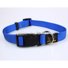 Blue color pet products,dog collars & dog leashes