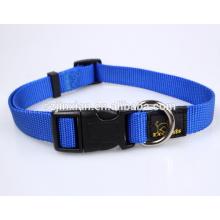 Produtos para animais de cor azul, coleiras para cães e coleiras para cães