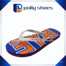Womens White Strappy Slides Sandálias tamanho agradável 8