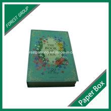 Colorido papel impresso caixa de embalagem de chá Atacado