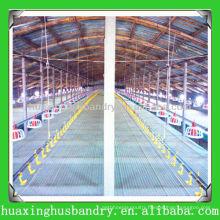 Easy Management Broiler Ground Raising System