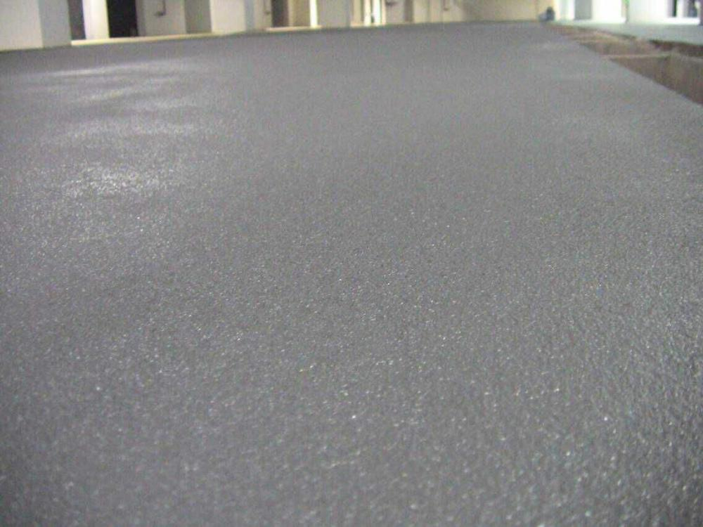 Workshop Silent Beads Wear Resistant Epoxy Flat Coating