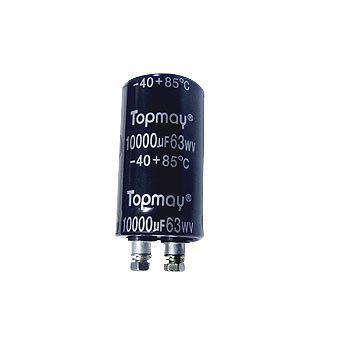 Topmay Screw Terminal Aluminum Electrolytic Capacitor Tmce21----2