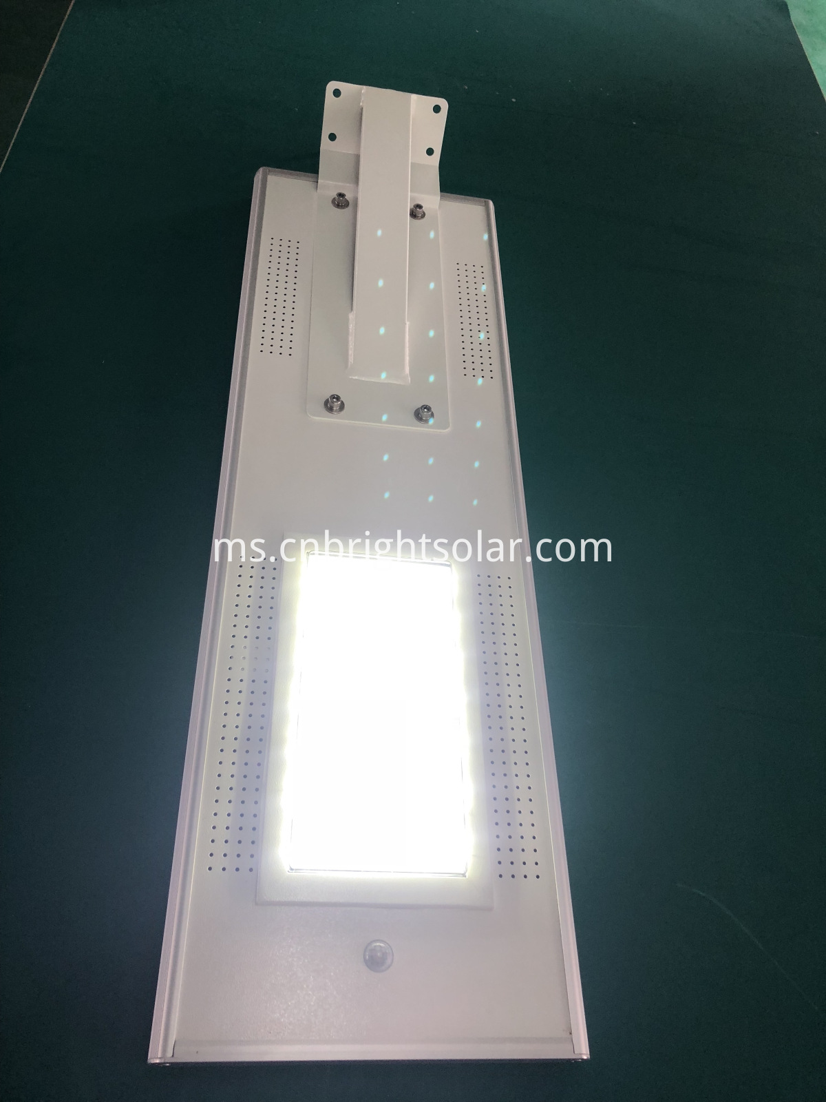 Integrated All in One Solar Street Light 80W