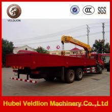 Mobiler FAW 15 Tonnen-LKW brachte Kran an