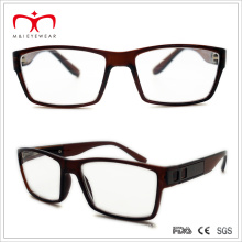 Men′s Plastic Reading Glasses with Metal Decoration (WRP507286)