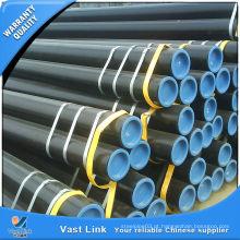API 5L Gr. B, Tubo de aço carbono sem costura ASTM A106