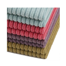 Warp Knitted Car Cleaning Antibacterial Cloth