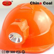 Casque de sécurité de mineur d'alliage d'aluminium du charbon Sm2022 de la Chine
