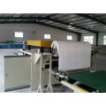 Double Side MDF Panel PU Paper Laminating Machine for Panel Furniture