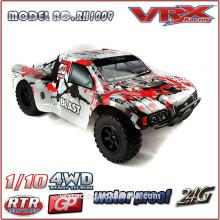 VRX racing 1/10 Scale 4WD High Speed RC Elektroauto in Radio Control Spielzeug