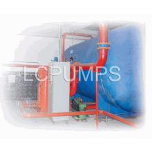 Equipos de suministro de agua de lucha contra incendios de la serie QLC