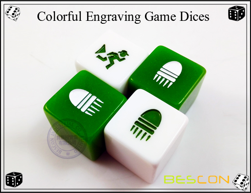 Colorful Engraving Cubes-3