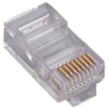 Cat.5e UTP RJ45 8P8C Conector macho con precio barato