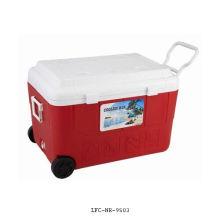 Utensilios de cocina, artículos de plástico para el hogar, electrodomésticos, utensilios de cocina, caja de 120 litros de refrigerador