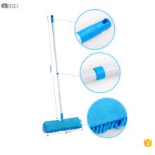 Balai de nettoyage microfibre multifonction 2 en 1