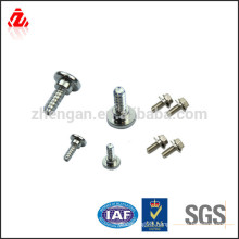Manufactured in China mini plate and screw