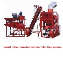 arachide / sheller / shelling machine