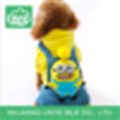 cute yellow Minions dogs dog clothes