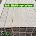 Cubiertas compuestas antiestáticas del suelo de la coextrusión WPC