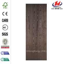 Legacy Textured Flush Hardwood Bored  Interior Door