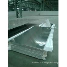 Finition du moulin en aluminium 3003 pour la ventilation