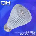 Haute Lumens haute qualité dirigé Par 20/Par 20 led 9W/Led Par20 lumière