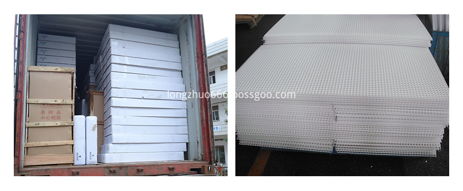 Eggcrate Grille Air Louver
