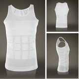 Slimming shapewear slimming tummy and lift vest men As Seem On TV