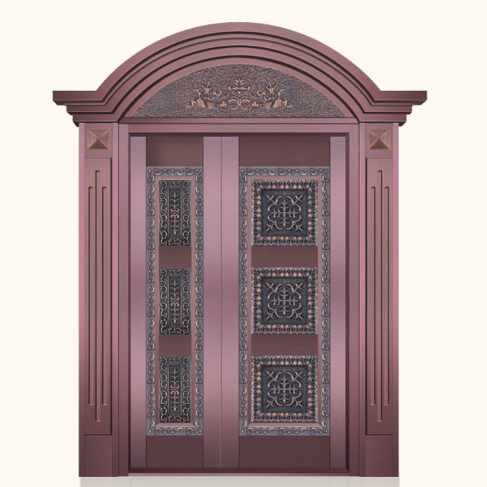pure copper door 2