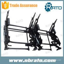 Mécanisme de canapé inclinable RS-116 en métal à deux sièges