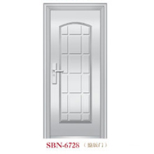 Stainless Steel Door for Outside Sunshine  (SBN-6728)