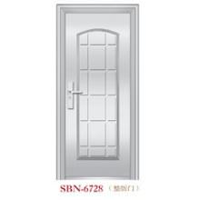 Двери из нержавеющей стали за пределами Солнца (СБН-6728)